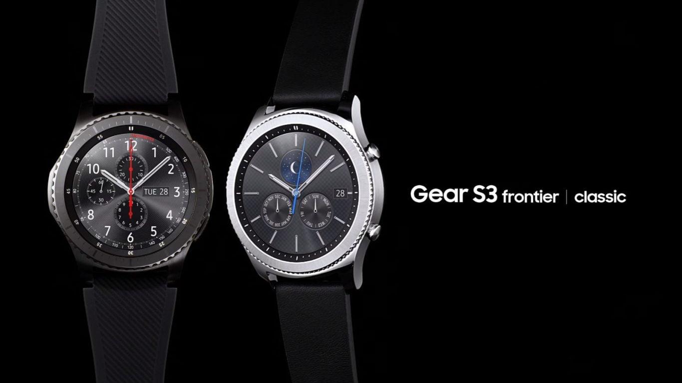 Samsung Gear S3 samsung-gear-s3-1