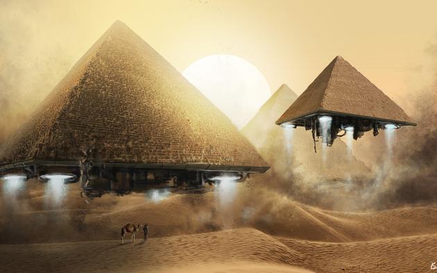 Descoperire misterioasă în Marea Piramidă din Giza