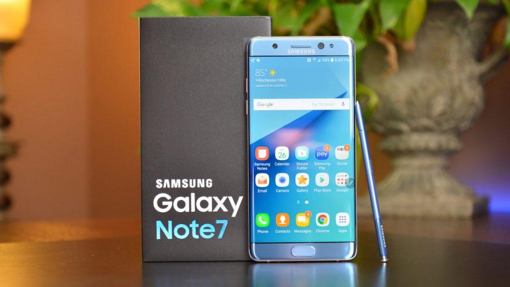 Samsung promite utilizatorilor de Note 7 un Galaxy S8 sau un Note 8