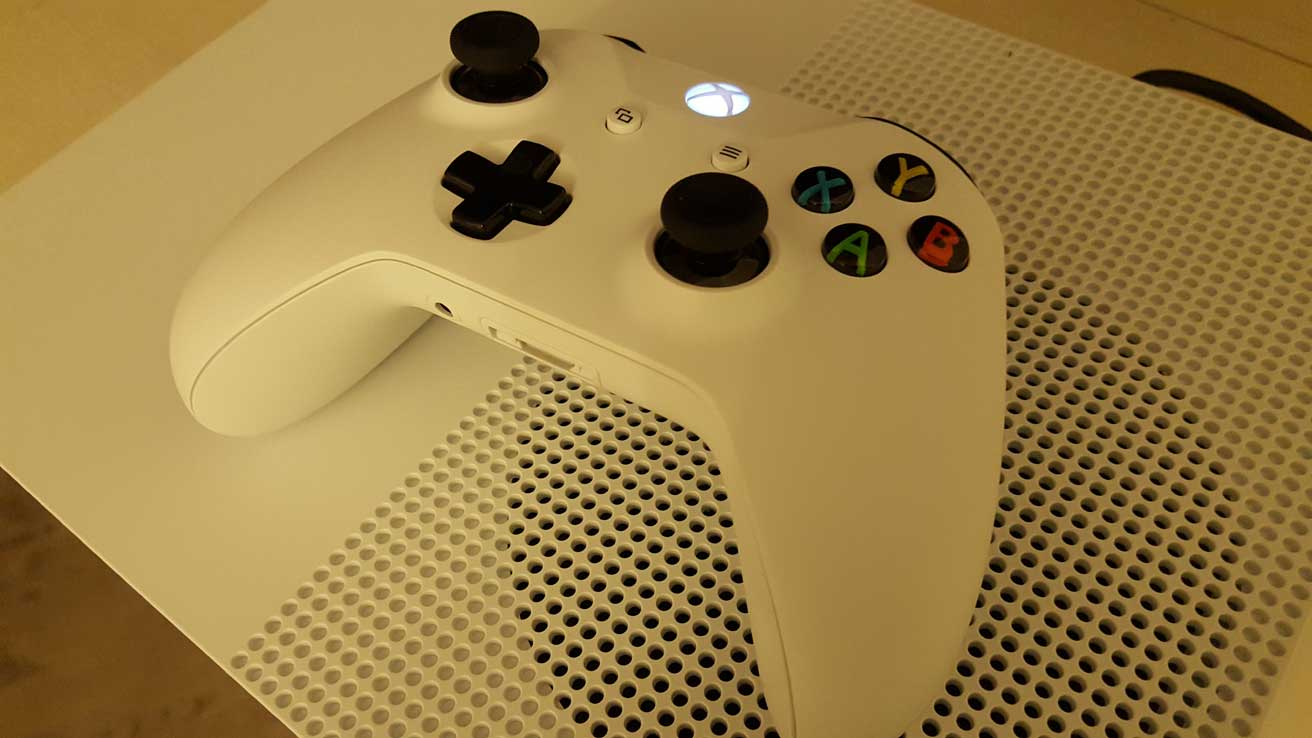 xbox one s XBOX-one-s-controller