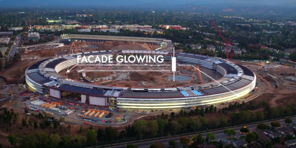 Apple Campus 2 campus-2-spaceship-glow-oct-2016
