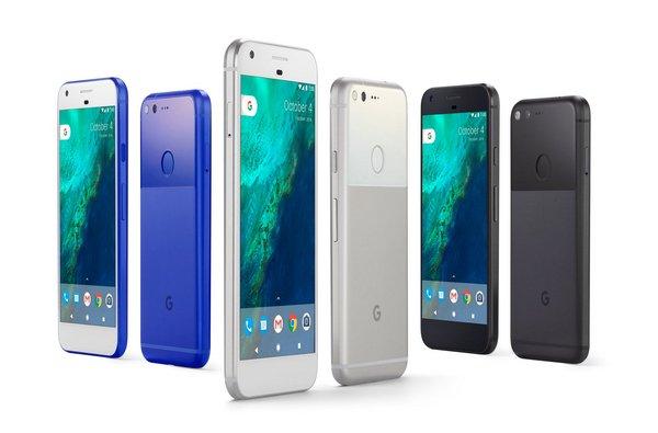 google pixel google-pixel-xl