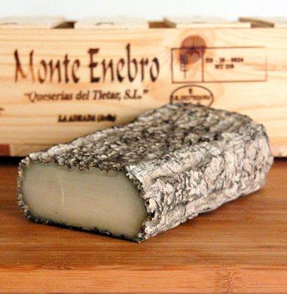 Cea mai bună brânză monte-enebro