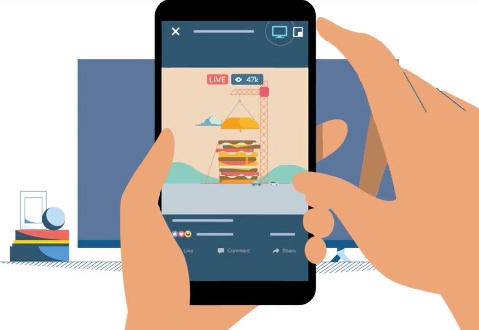 Cum vezi clipurile de pe Facebook pe televizor phpoq77go