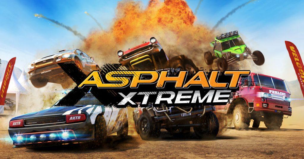 Asphalt Xtreme AsphaltXtreme