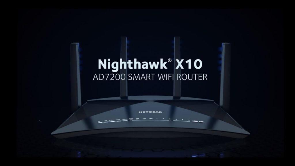 Netgear Nighthawk X10 AD7200. Ce poate cel mai rapid router din lume