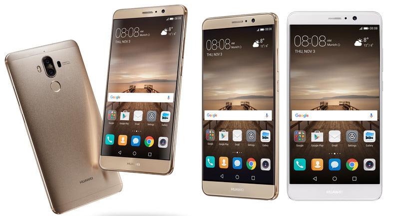 """Huawei Mate 9. Telefonul cu baterie """"sigură"""", la un preţ fără comentarii"""