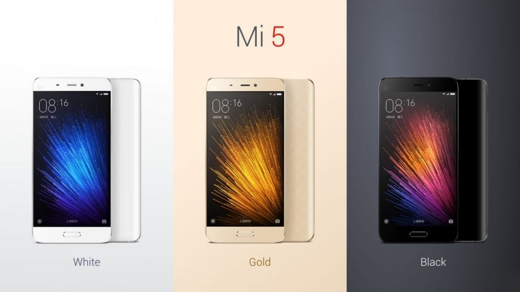 Black Friday xiaomi-Mi-5
