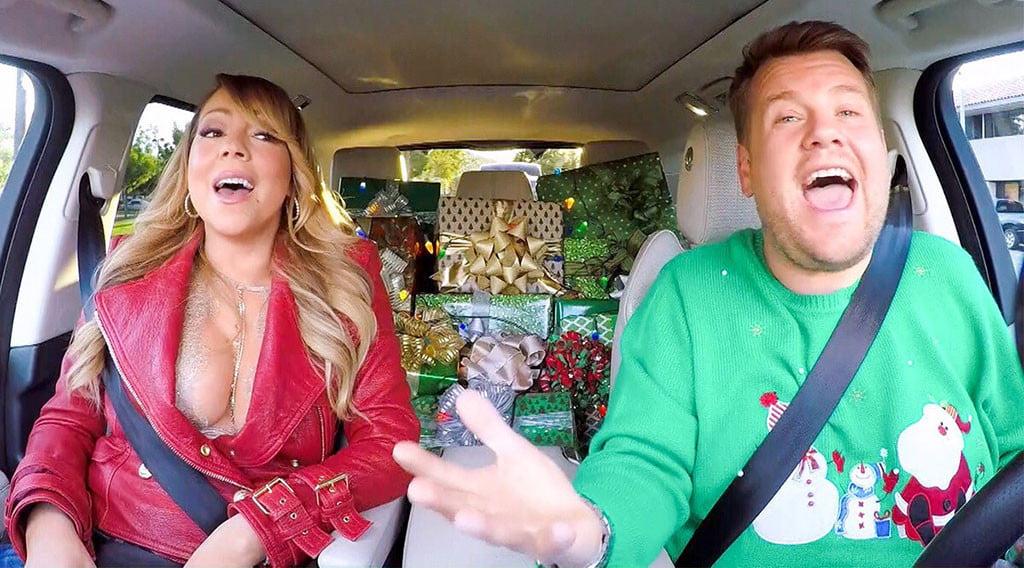'all i want for christmas' carpool karaoke All-I-Want-for-Christmas-Carpool-Karaoke