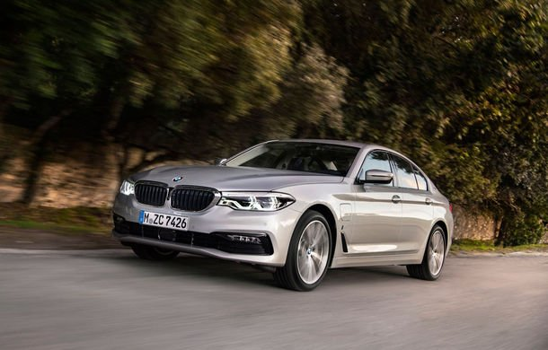 BMW 530e iPerformance BMW-530e-iPerformance-2