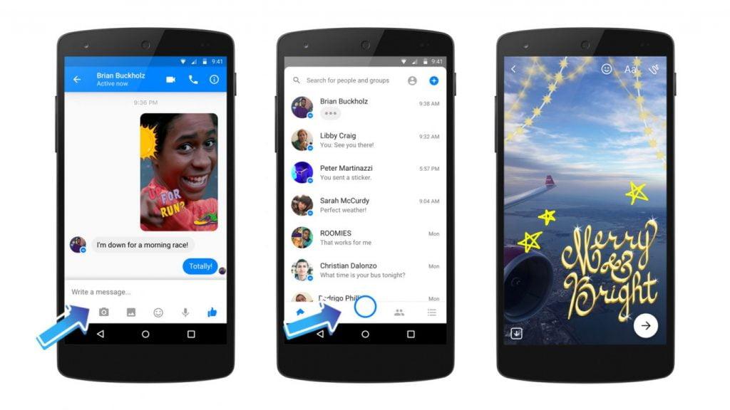 facebook messenger Facebook-messenger