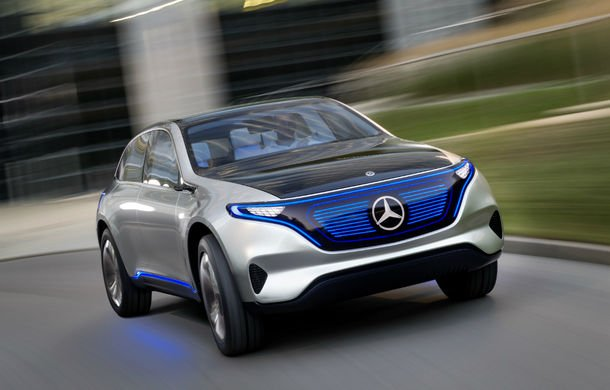 suv electric Mercedes-Benz-SUV-electric