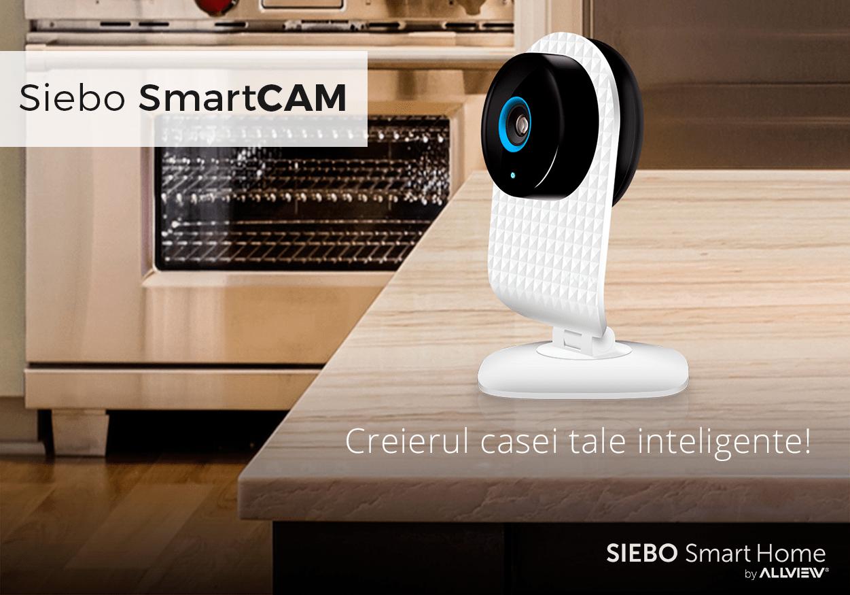 Allview Siebo Smart Home. Primul sistem pentru casa inteligentă