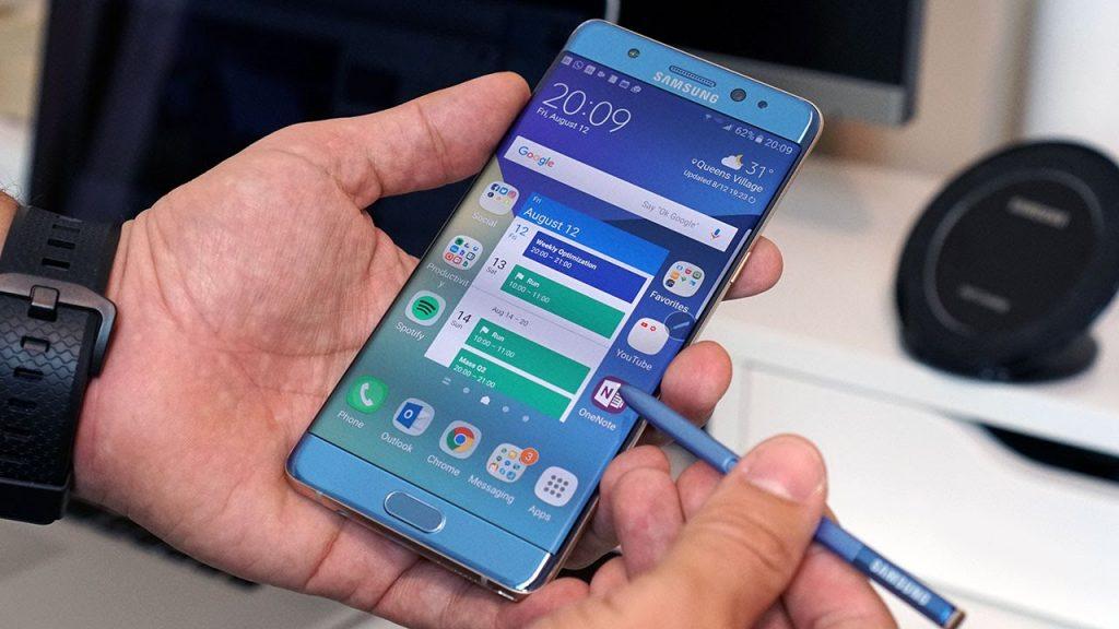 Samsung îngroapă definitiv Galaxy Note 7