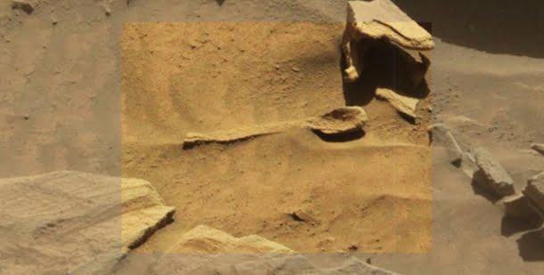Lingura de pe Marte lingura-de-pe-Marte