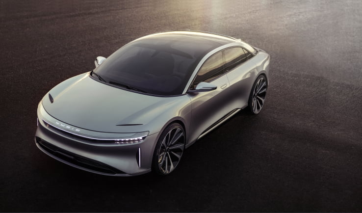 Lucid Motors Air. Automobilul electric care va concura Tesla