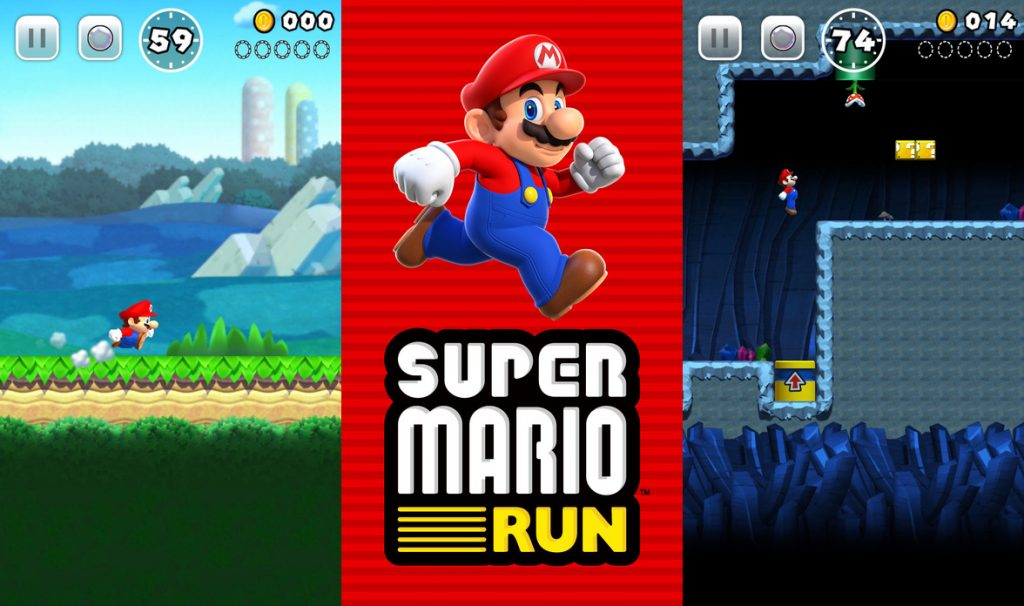 Super Mario Run. Jocul care va depăşi isteria Pokemon Go?