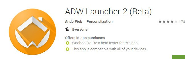 aplicaţii Android ADW-Launcher-2