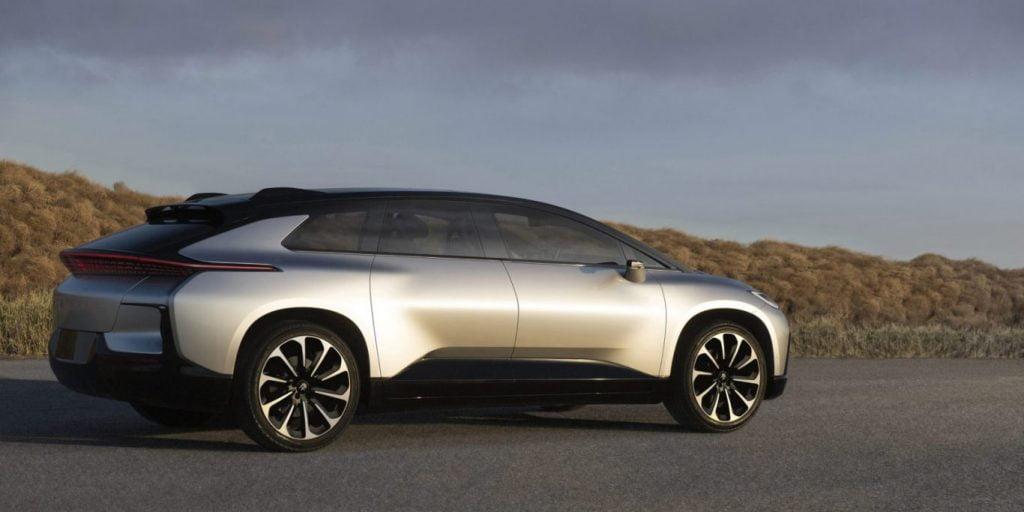 Faraday Future FF91. Cum arată cea mai deşteaptă maşină din lume