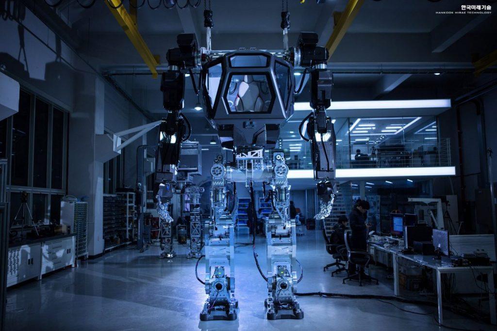 Transformers devine realitate! The Method-2, robotul construit de coreeni