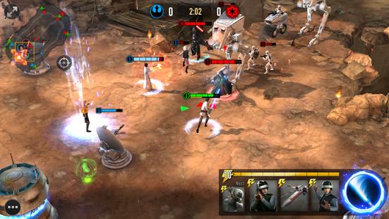 jocuri noi pentru Android STAr-wars-force-arena