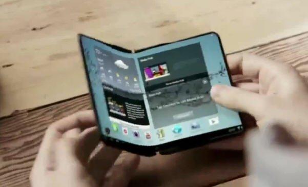 telefoanele flexibile Samsung-Galaxy-X
