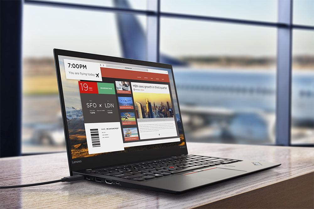 Lenovo ThinkPad X1. Cum arata gadgeturile din noua generatie