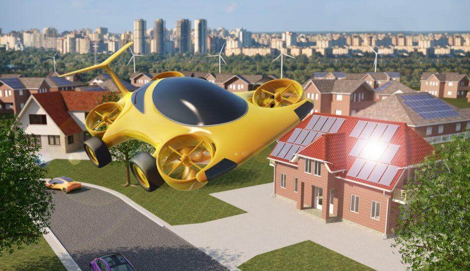 Masina zburatoare devine realitate! Airbus dezvoltă Project Vahana