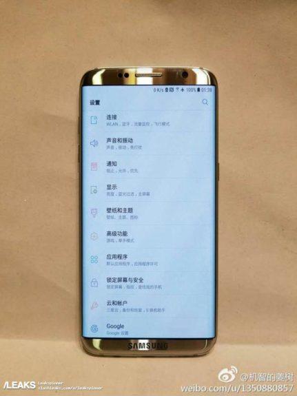 Galaxy S8 samsung-galaxy-s8-gadgetreport