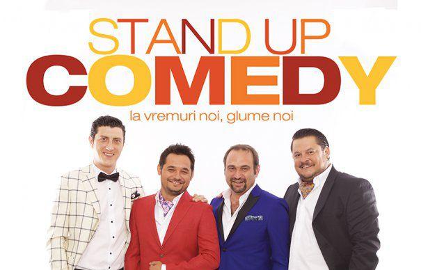 Top 10 – cele mai urmărite stand-up comedy româneşti