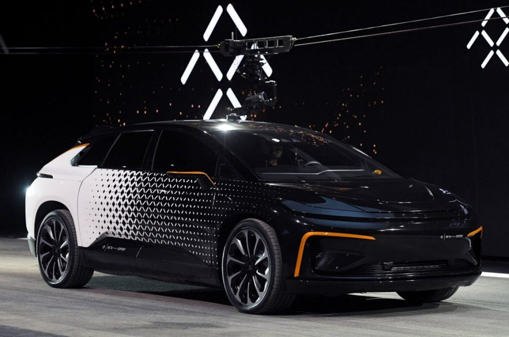 Faraday Future Faraday-Future
