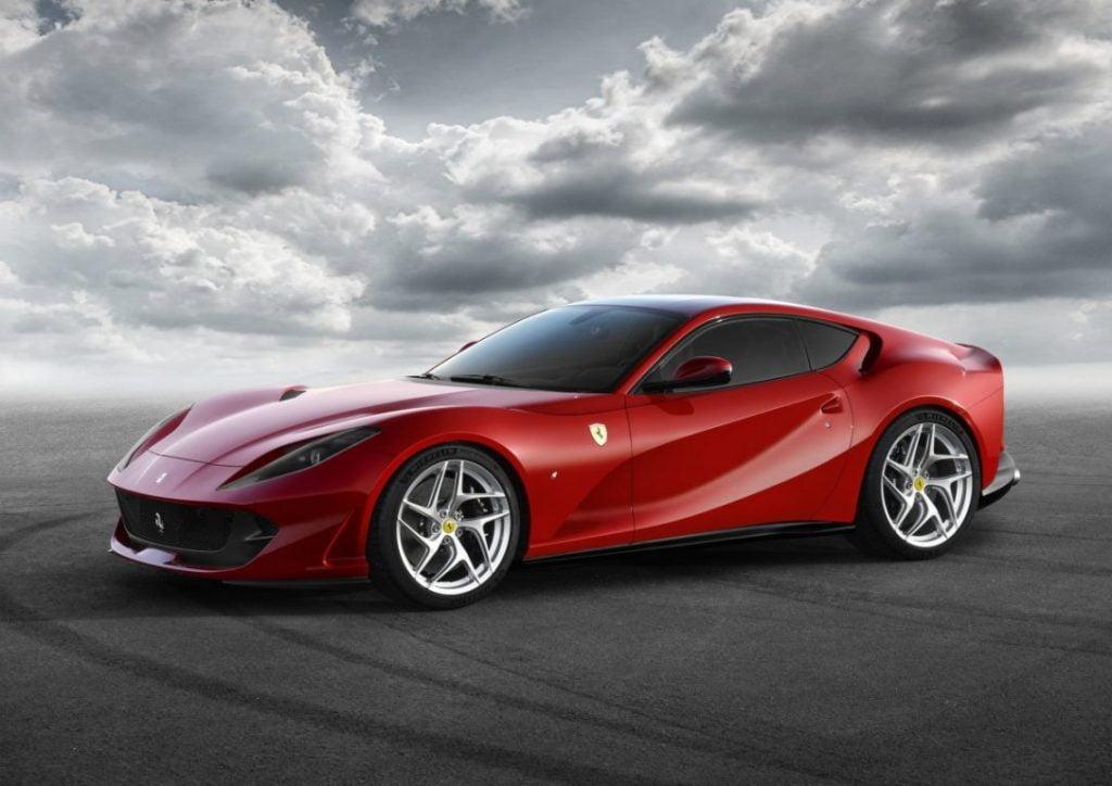 Ferrari 812 Superfast. Cel mai rapid Ferrari din istorie