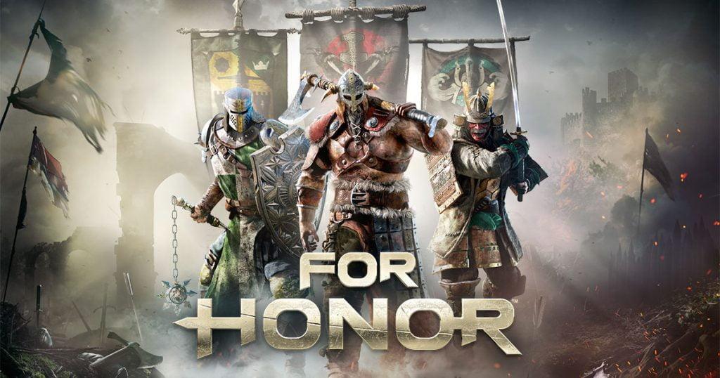 Spectaculosul joc de luptă cu vikingi For Honor, lansat în România