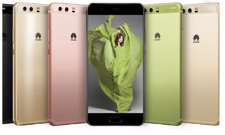 Lovitura chinezească! Cum arată noile telefoane Huawei P10 și Huawei P10 Plus