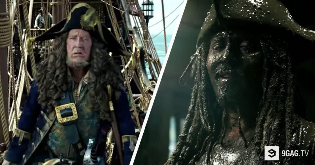 Piraţii din Caraibe: Dead Men Tell No Tales. Un nou trailer spectaculos