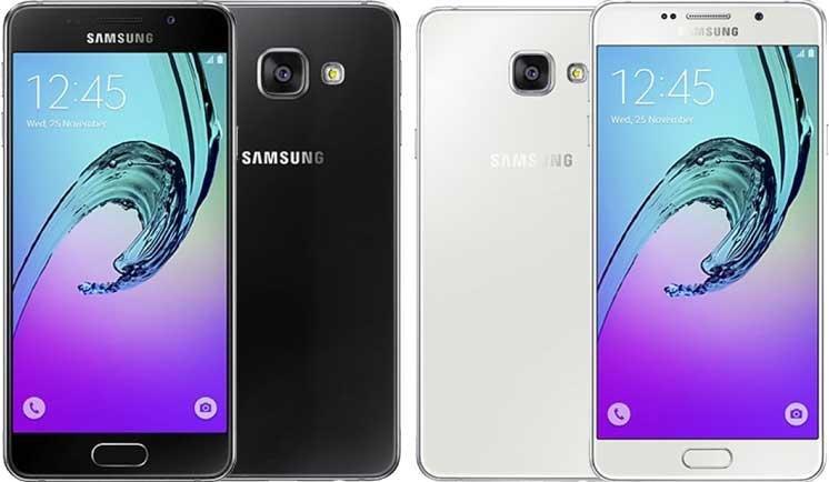 Telefoanele Samsung Galaxy A 2017, lasate oficial în Romania