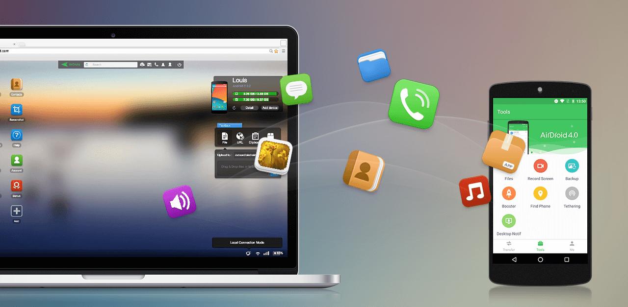 cum iti salvezi pozele din telefon airdroid-gadgetreport