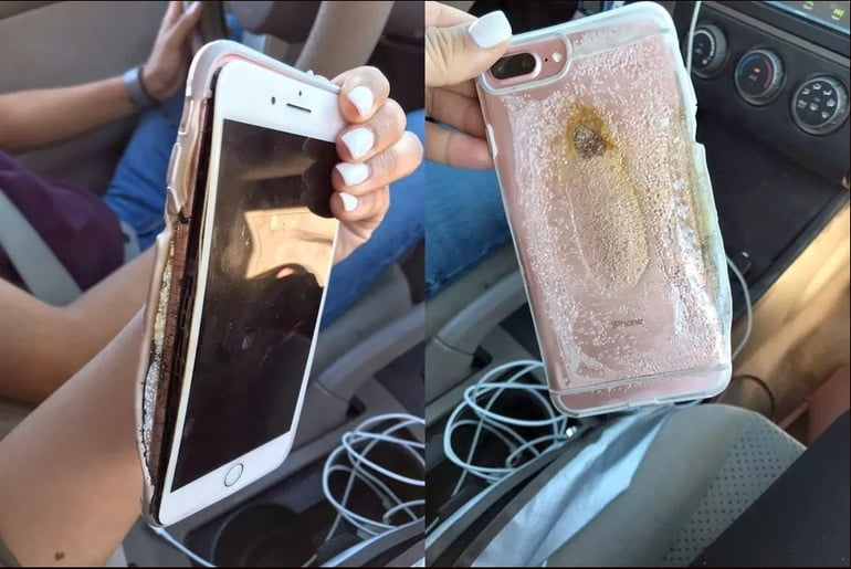 iPhone 7 Plus a explodat iphone-7-explodat-gadgetreport