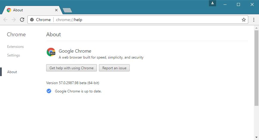 Chrome 57 Chrome57