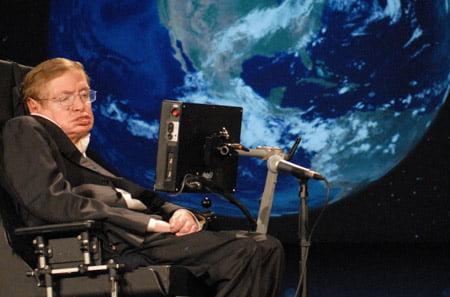 Stephen Hawking Savantul-Stephen-Hawking-va-merge-în-spaţiu