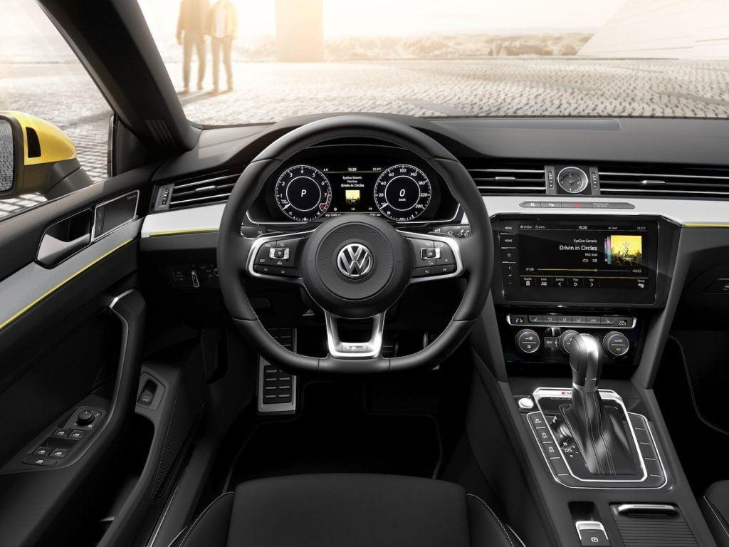 Volkswagen Arteon Volkswagen-Arteon-interior