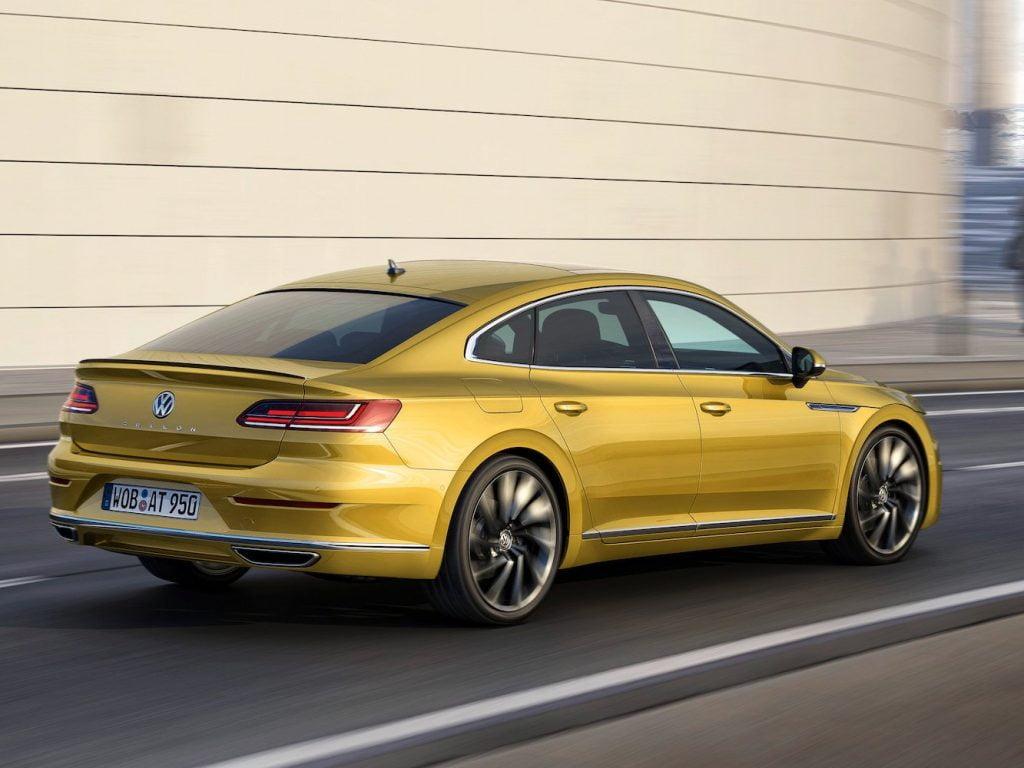 Volkswagen Arteon Volkswagen-Arteon