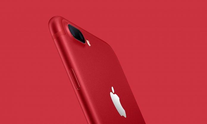 iphone 7 red iphone-rosu-lansare-gadgetreport