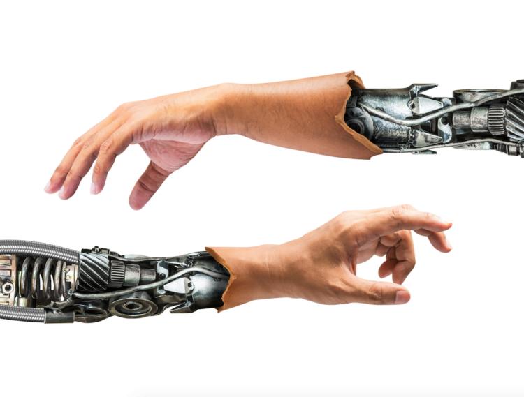roboţi roboti-piele