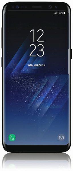 Imagine oficială! Acesta este noul Samsung Galaxy S8