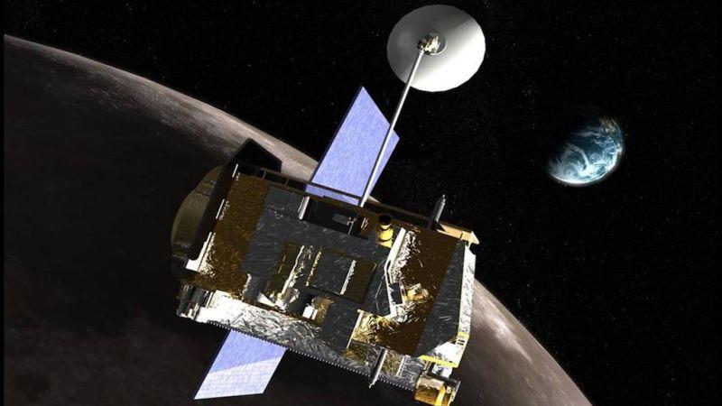 Chandrayaan-1 satelitul-pierdut