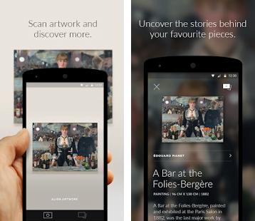 Smartify. A apărut Shazam-ul pentru opere de artă