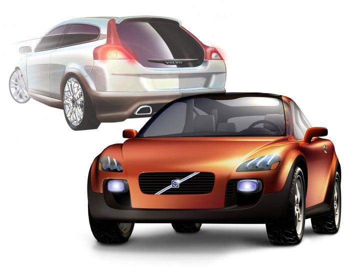 Volvo volvo-c30-concept