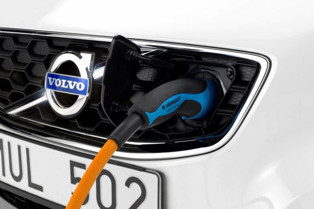 Volvo volvo-masina-electrica