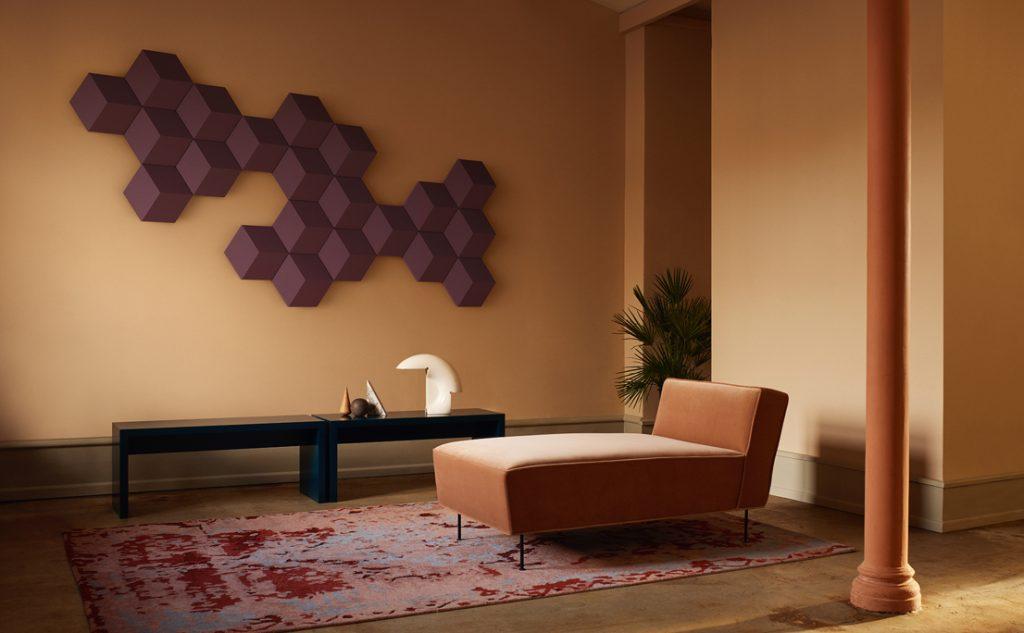 Bang & Olufsen. Sistemul audio, cu iz de operă de artă, de pus pe perete